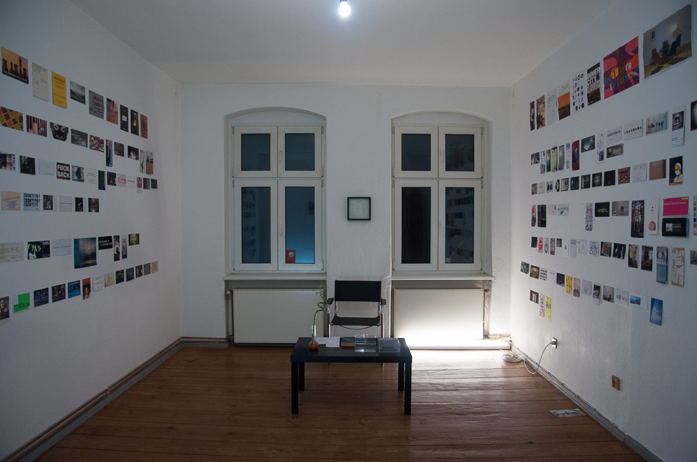 Yuki Jungesblut, 2005–2010, installation view