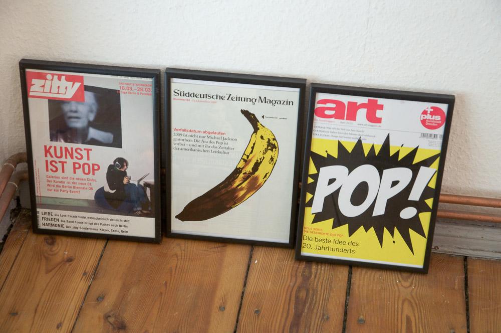 Zeitgeist 2005-2010, exhibition detail