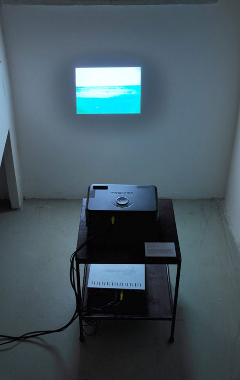 The Absent Fuji, Installation Example, Klangland