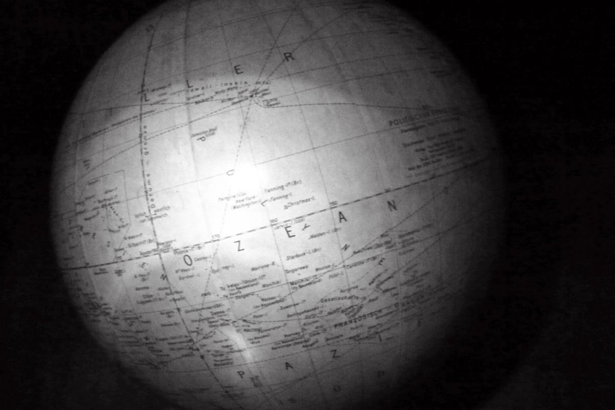 Wait & Seek: Searching the Bermuda Triangle (Installation Detail/ Leitmotif)