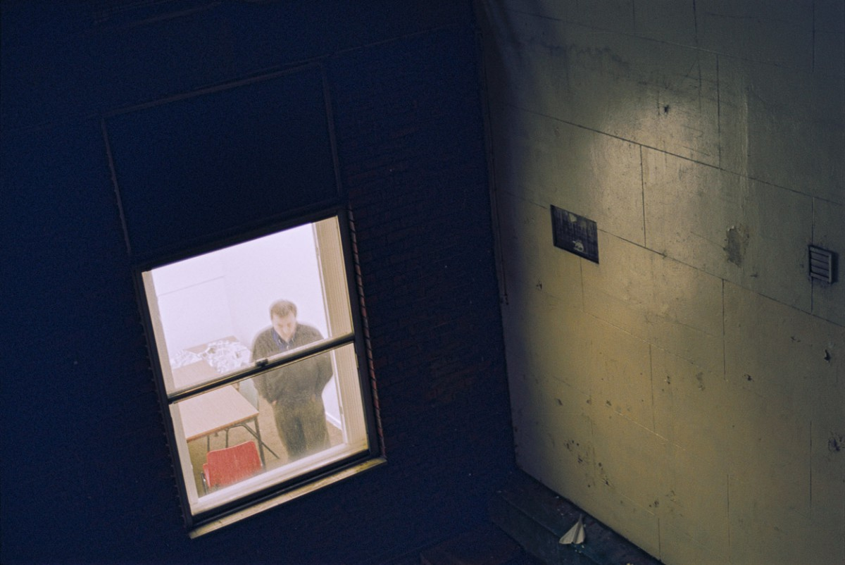 Incidence (Man in the Window), London #2, 2002