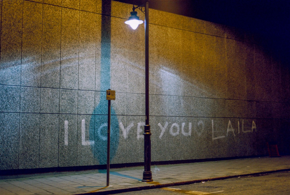 Incidence (Street Light), London #5, 2002