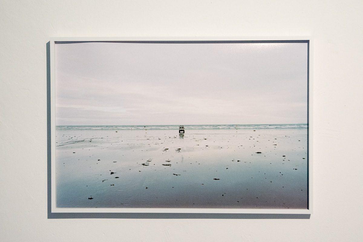 SKY LINE (Pendine), Fine Art Print, 40 x 60 cm, 2013/2015